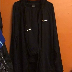 Men's Nike Hoodie and Sweatpants set.